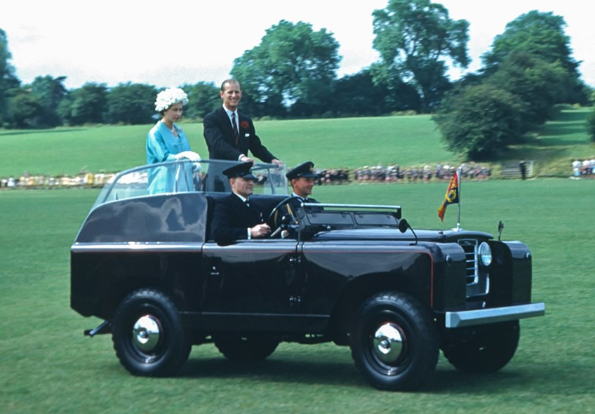 60 years since the Royal visit