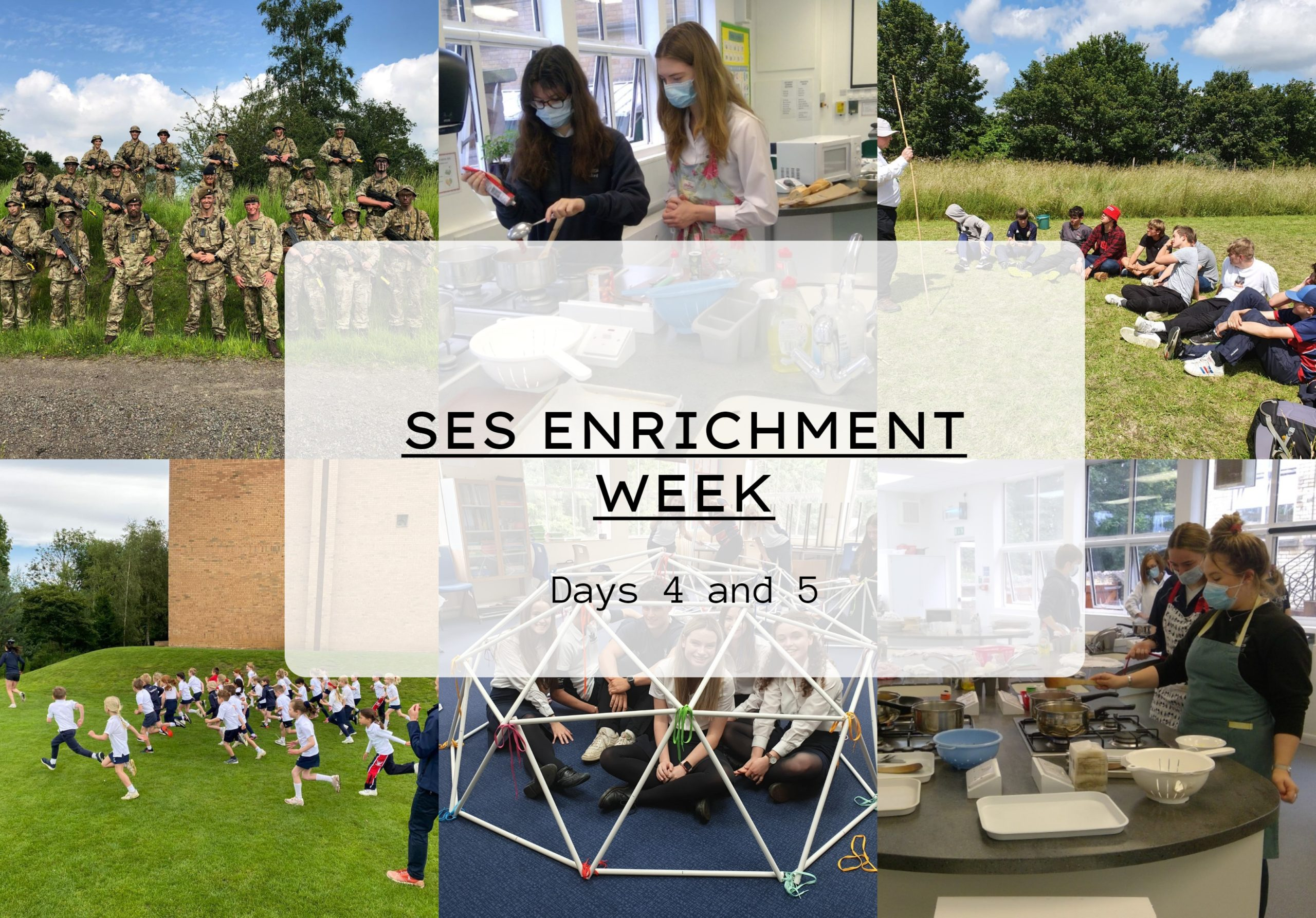 Enrichment Week - Days 4 and 5