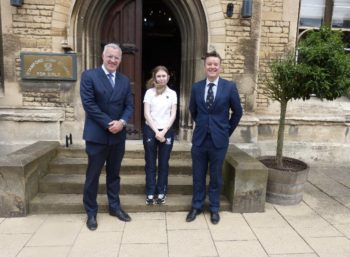 Stamford succeed in New College of the Humanities essay competition