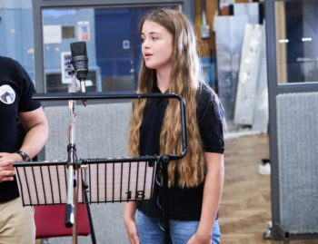 Student records song at Abbey Road Studios