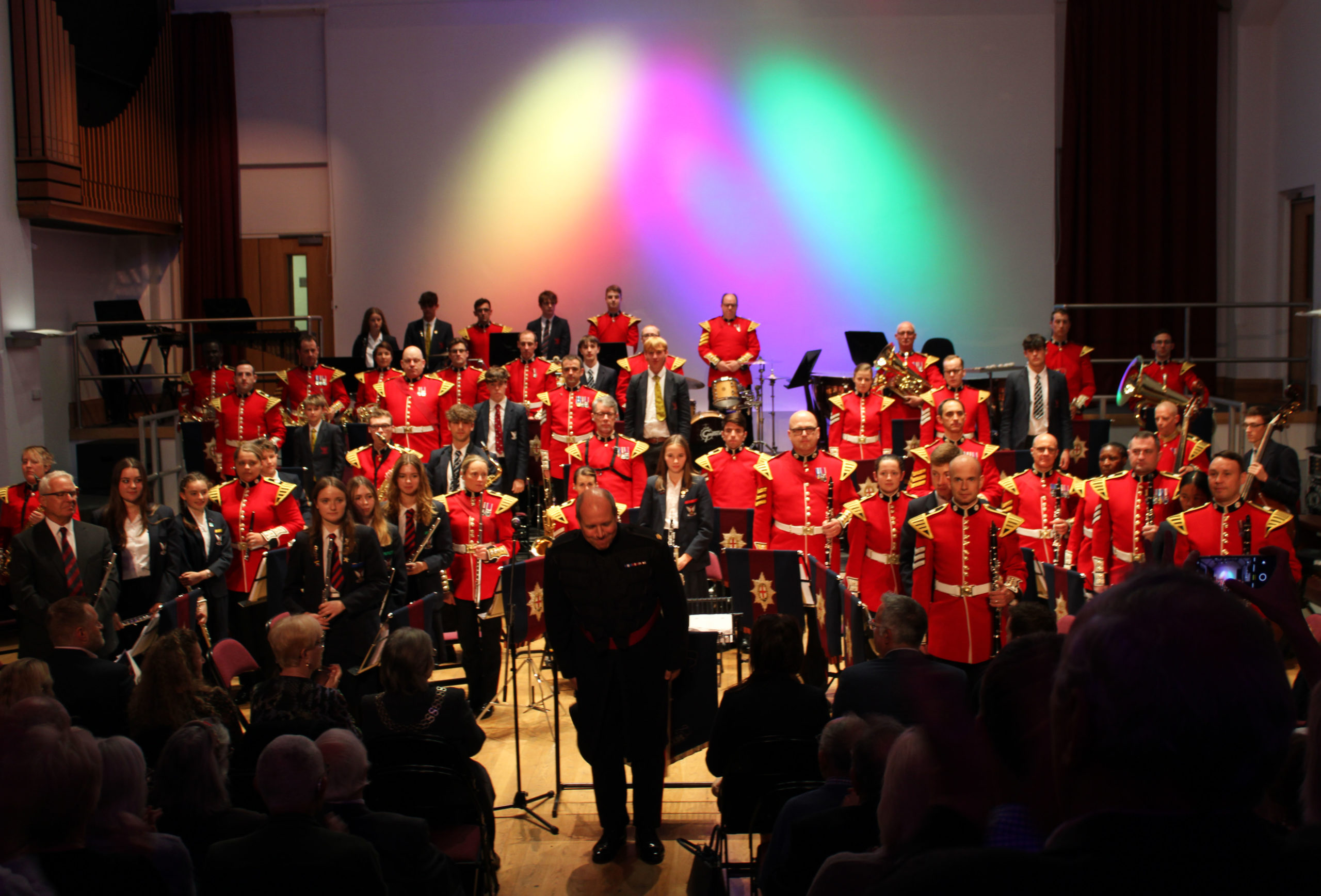 Stamford host Band of the Coldstream Guards